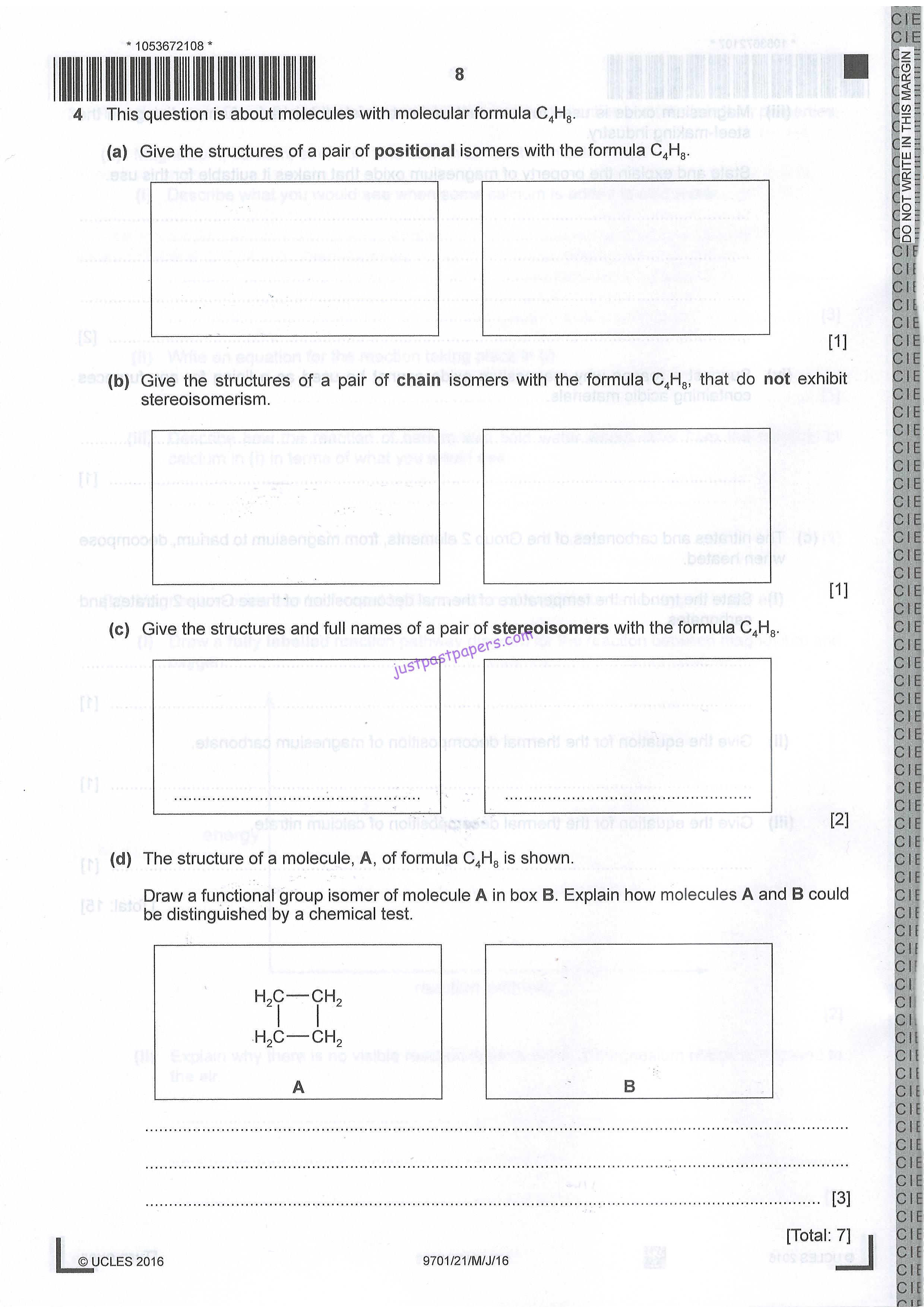 edexcel intermediate maths past papers ©2005 edexcel limited materials required for examination items included with question papers n23494_gce_core_maths_c3_adv_specimen_jun05qxd.