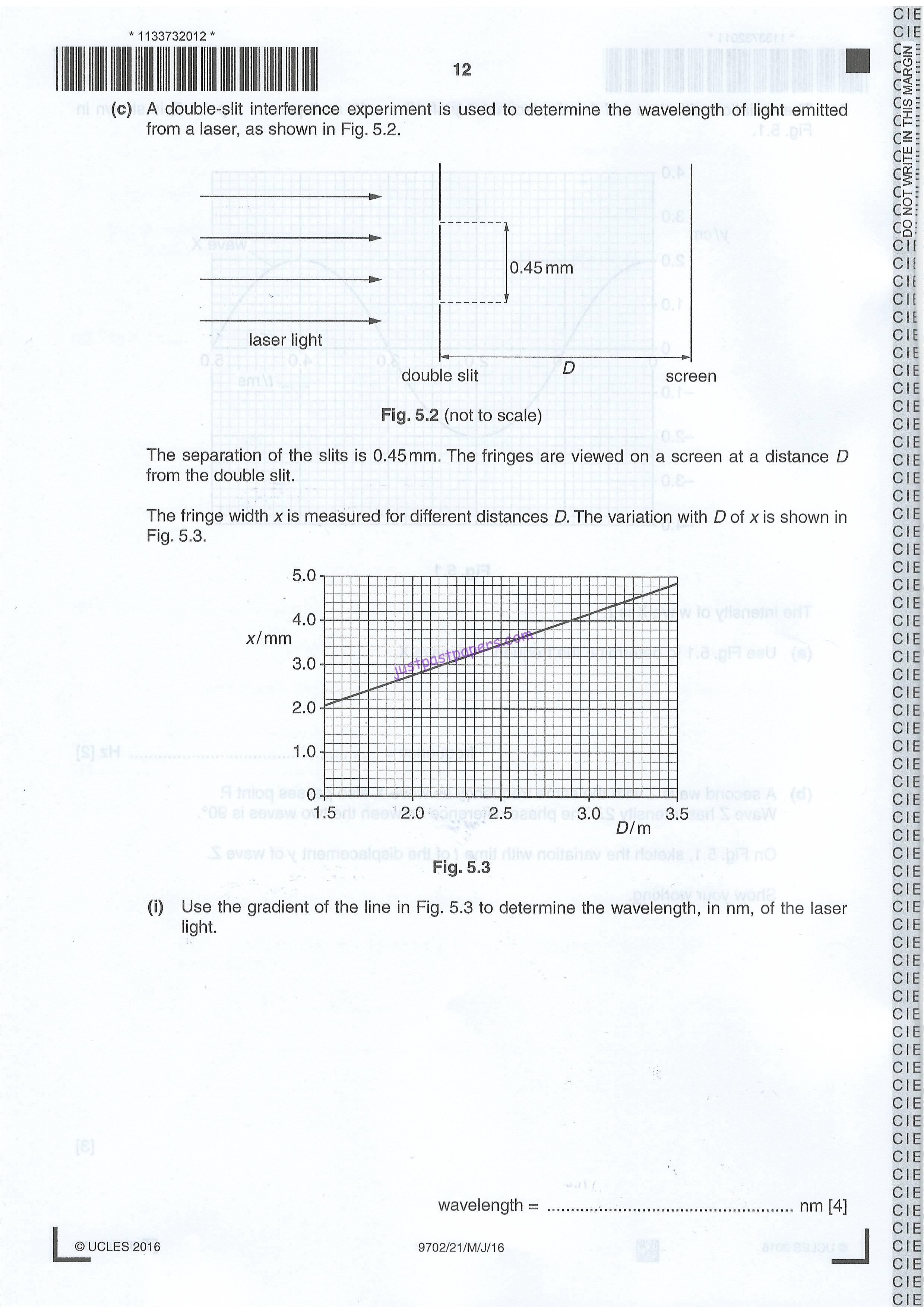 physics paper 2 What's assessed topics 5-8: forces waves magnetism and electromagnetism and space physics questions in paper 2 may draw on an understanding of energy changes and transfers due to heating, mechanical and electrical work and the concept of energy conservation from energy and electricity how it's assessed.