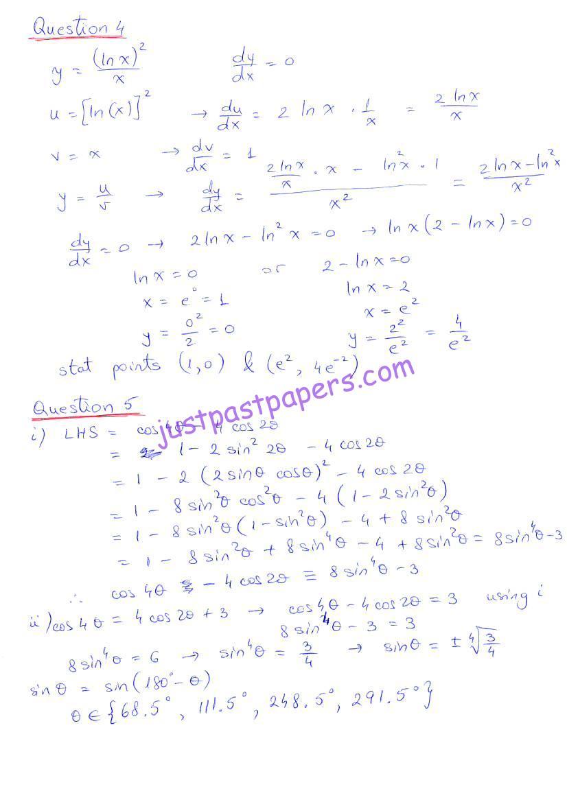 pure mathematics 2 and 3 pdf