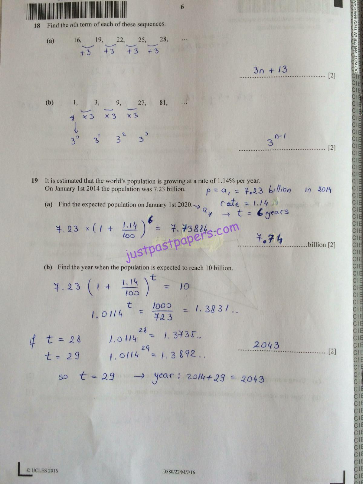 Igcse chemistry Paper 1