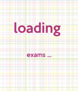 loading-exams